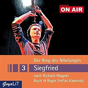 Siegfried (Der Ring des Nibelungen 3) Hörspiel
