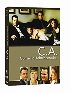 C.A.: Conseil d'Administration, Saison 1 (Version française)