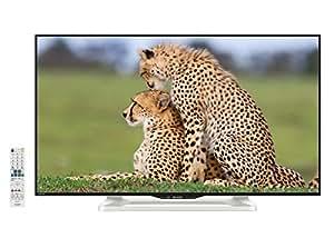 シャープ 40V型液晶テレビ ホワイト AQUOS LC-40W20-W