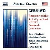 Gershwin: Rhapsody In Blue [Naxos: 8559750]
