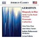 Gershwin: Rhapsody In Blue [Naxos: 8559750]