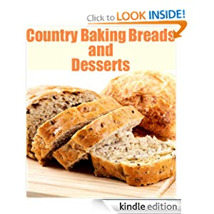 Country Baking and Desserts (Delicious Mini Book)