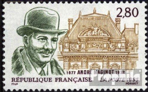 Frankreich 3108 (kompl.Ausg.) postfrisch 1995 Andre Maginot (Briefmarken für Sammler)