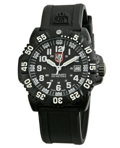 Luminox LU3051 Colormark Black/White Dial Men's Watch