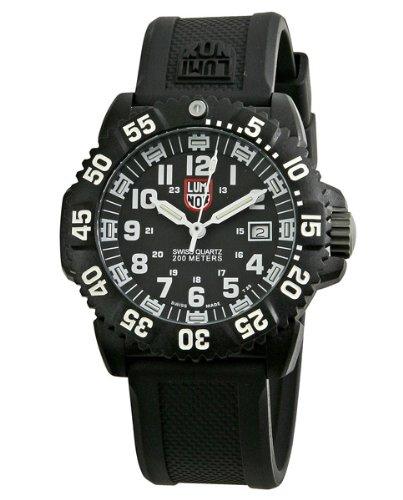 Luminox LU3051 Colormark Black/White Dial Men's Watch