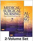 Medical-Surgical Nursing: Patient-Centered Collaborative Care, 7th Edition (2 Volumes)