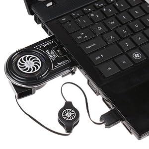 douself Portable Mini Aspirateur USB extraction d'air du ventilateur