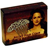 "Twilight Breaking Dawn ""Bella's Hair Comb in Velvet Box"