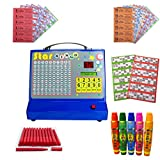 Star Bingo Electronic Bingo Machine Starter Kit - All you need to play Bingo