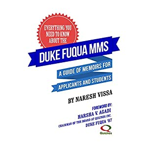 Everything You Need to Know About the Duke Fuqua MMS Audiobook