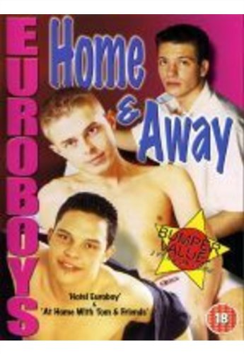 Euroboys-Home & Away [DVD]