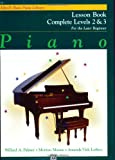 51dsl12RVBL. SL160  Alfreds Basic Piano Library: Piano Lesson Book, Complete Levels 2 & 3 for the Later Beginner (Alfreds Basic Piano Library)