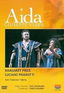 Verdi - AIDA - San Francisco Orchestra / Luciano Pavarotti: Amazon.de ...