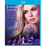 Believe - Live From The O2 [2010] (NEW Blu-Ray)by Katherine Jenkins