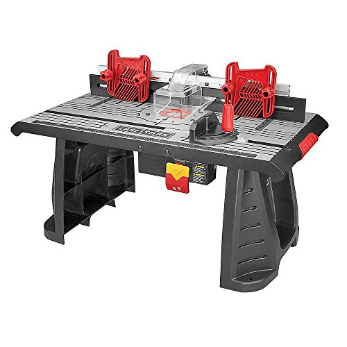 Craftsman 9-37596 Die Cast Aluminum Router Table (Cast Router Table compare prices)