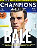 Champions official Magazine [UK] Last 16 2014 (単号)