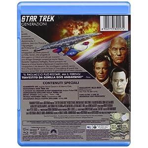 Star Trek 07 - Generazioni(versione cinematografica) [(versione cinematografica)] [Import italien]