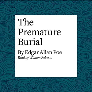 The Premature Burial Audiobook