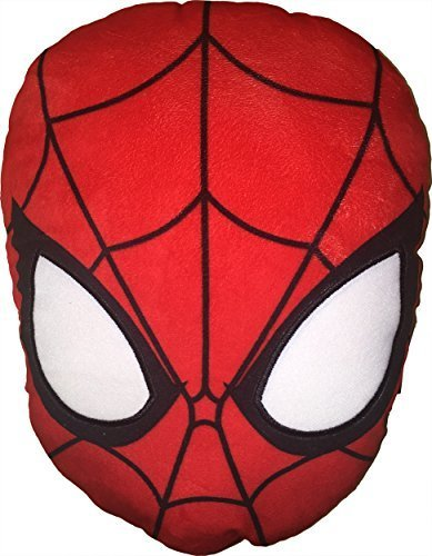Marvel Ultimate Spiderman Pillow - Glow In The