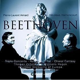 Choral Fantasia in C minor Op.80 : II Finale