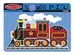 Melissa & Doug Train Sound Puzzle