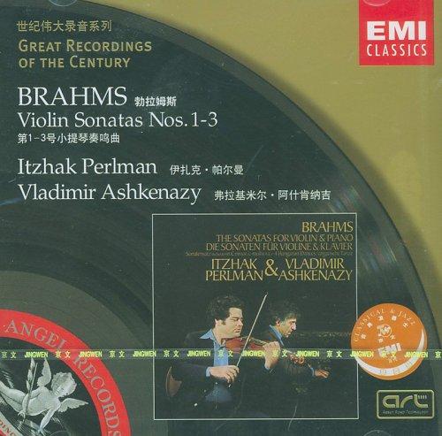 勃拉姆斯 小提琴奏鸣曲全集 566 945 2