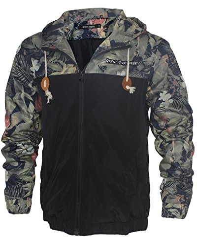 mens-stylish-floral-print-light-weight-hoodie-jackets-wind-resistant-coat-5090-small-big