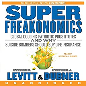 SuperFreakonomics Audiobook