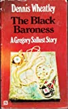 The Black Baroness: a Gregory Sallust Story (0090025504) by Wheatley, Dennis