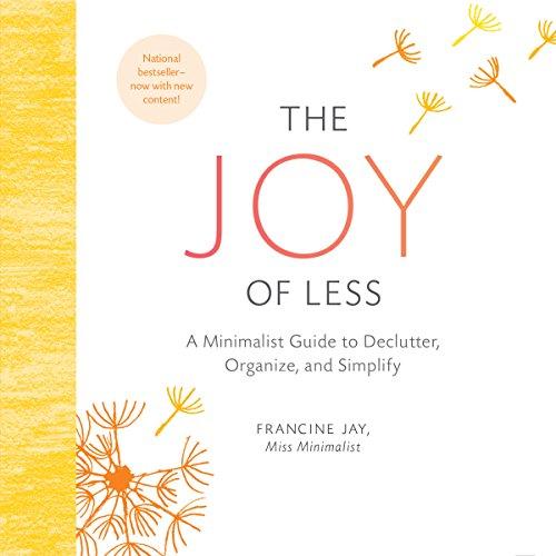 The Joy of Less (Joy Inc Audio compare prices)