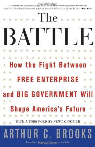 Image for The Battle: How the Fight between Free Enterprise and Big Government Will Shape America's Future