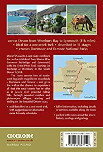 The Two Moors Way: Devon's Coast to Coast (Cicerone Walking Guide) from Cicerone Press