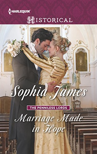 Marriage Made in Hope (The Penniless Lords)