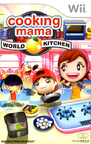Cooking Mama: World Kitchen