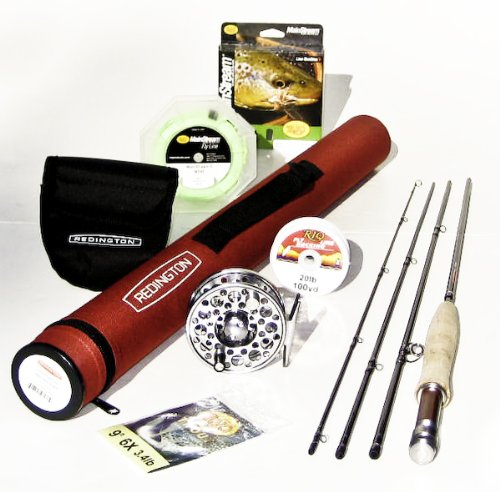 Redington CT Classic Trout 7624 Fly Rod Outfit (7'6