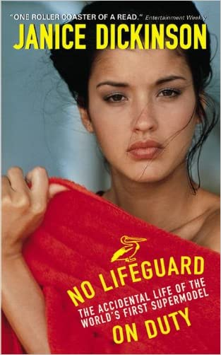 No Lifeguard on Duty (icon!t) written by Janice Dickinson