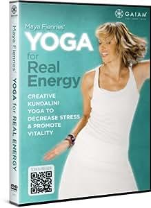 Yoga for Real Energy