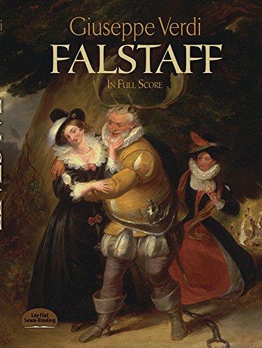 Giuseppe Verdi: Falstaff (Full Score) (Dover Vocal Scores)