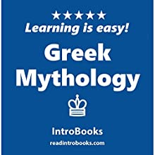 Greek Mythology Audiobook by  IntroBooks Narrated by Andrea Giordani