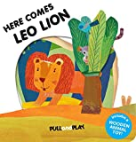 img - for Here Comes Leo Lion (Pull and Play) book / textbook / text book