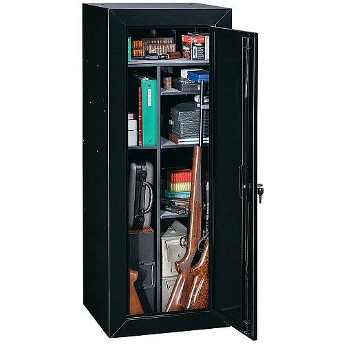 Stack On 18 Gun Convertible Cabinet