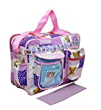 #9: Bey Bee - Mama's Bag {Diaper Bag} (Purple)