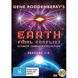 Earth Final Conflict: Ultimate Collection