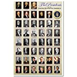 The First Ladies of the US Classroom Poster