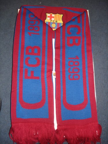 CLUB BARCELONA OFFICIAL SCARF