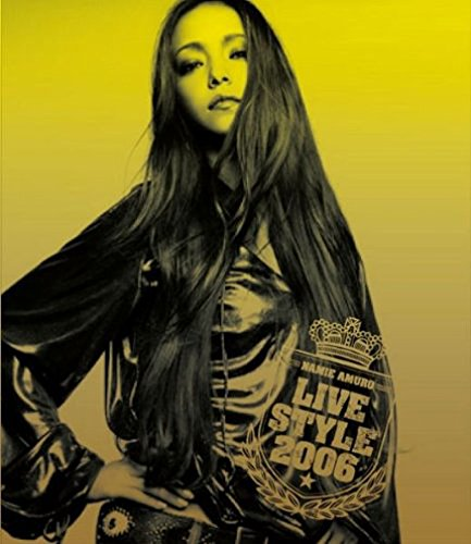 "namie amuro BEST tour ""LIVE STYLE 2006"" [Blu-ray]"