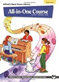 All-in-One Course for Children: Lesson, Theory, Solo, Book 4 (Alfred's Basic Piano Library)