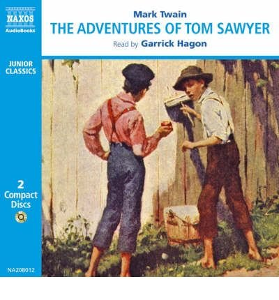 THE ADVENTURES OF TOM SAWYER Y CD
