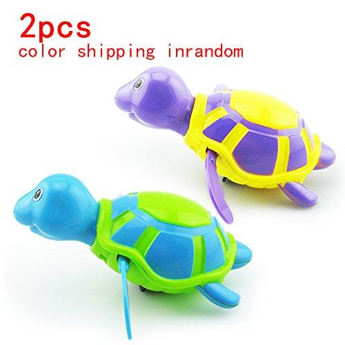 2-pcs-rainbowkids-baby-bath-toysfloating-wind-up-swimming-turtle-summer-toy-for-kids-child-pool-bath