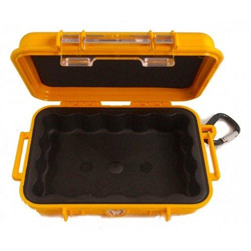 ペリカン PELICAN 1020 N 小型防水ハードケース (ブラック/クリア) 1020-025-100